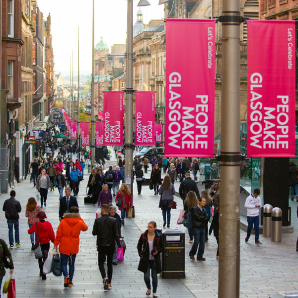 Buchanan Street Is One Of The World's Leading Retail